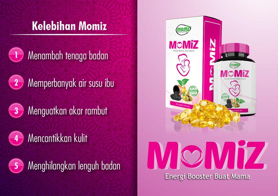 MOMIZ – PRODUK XCLUSIF BUAT MAMA.. .