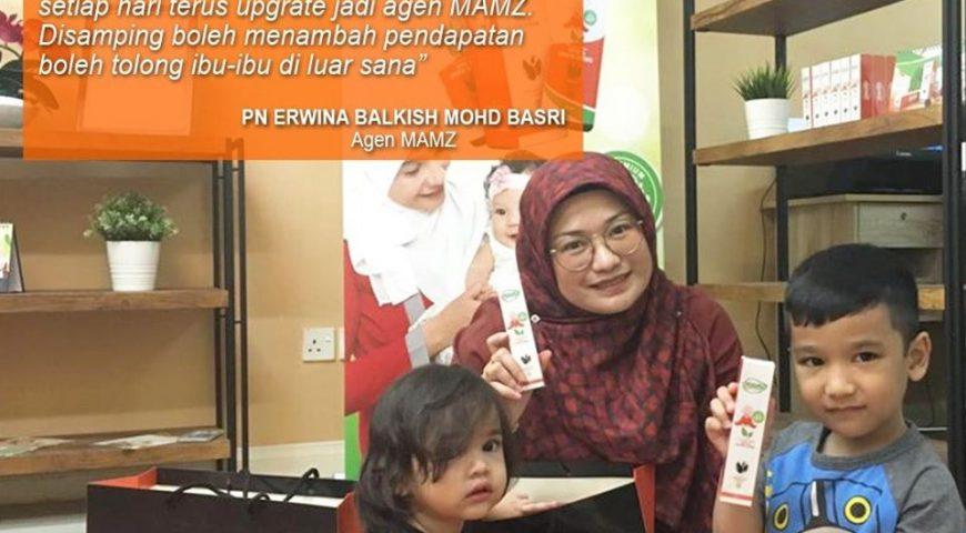 """""""Seorang ibu yang bekerjaya menjadi tanggungjawab utk menjaga kebajikan anak dari segi kesihatan dan keperluan anak."""